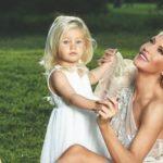 El tierno mensaje de Luciana Salazar por los dos años de su hija Matilda