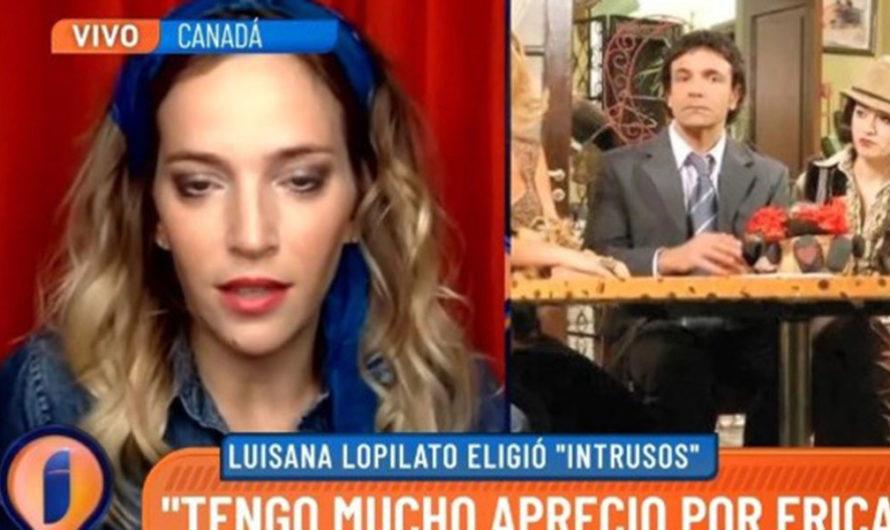 Mirá lo que dijo Luisana Lopilato de la ausencia de Érica Rivas en «Casados con hijos» [VIDEO]