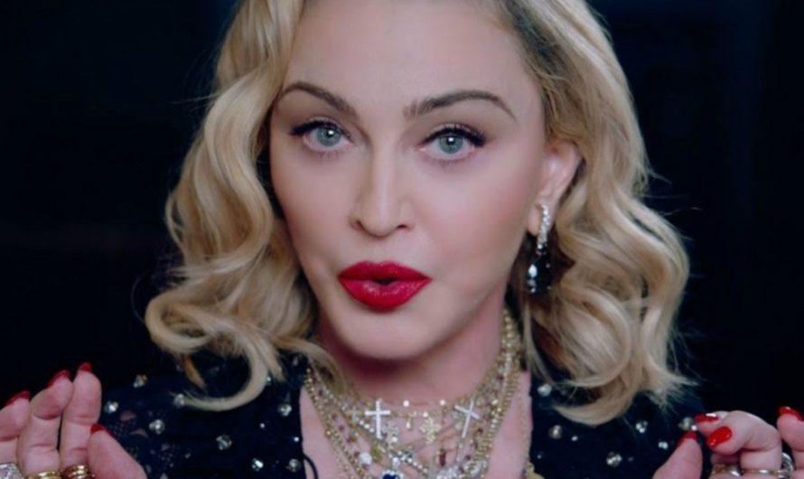 Madonna subió unas «pícaras» fotos y estallaron las redes sociales