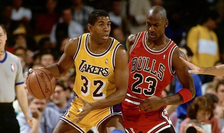 Tras el exitoso documental de los Chicago Bulls, Magic Johnson también tendrá el suyo
