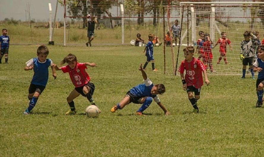 INDIGNANTE: Martina tiene 9 años y no la dejan jugar al fútbol por ser nena