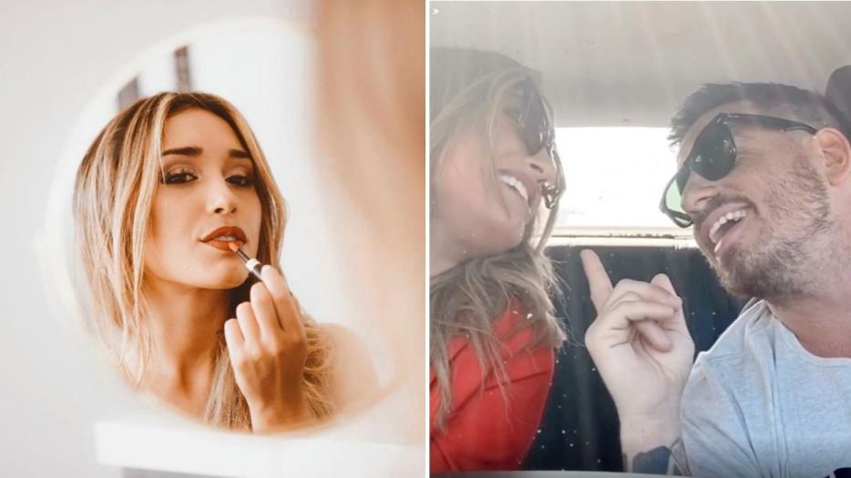 La novia de Federico Bal cayó pésimo en Argentina: «Parecía una estrella de Hollywood»