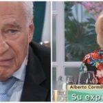 """""""¿Es sordo o yo hablo mal?"""": el incómodo momento entre Mirtha Legrand y Alberto Cormillot"""