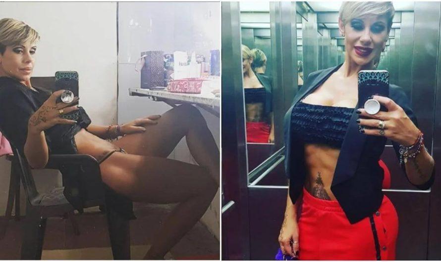 De tanto estar aburrida, Mónica Farro comparte sus fotos en ropa interior