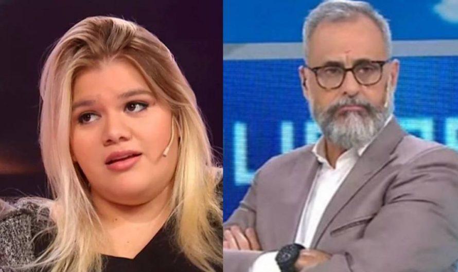 Polémica actitud de Jorge Rial en el cumpleaños de su hija Morena