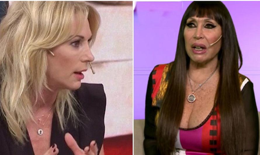 Mirá la feroz respuesta de Yanina Latorre a Moria Casán, luego de que ésta dijera que tiene «voz de tucán» [VIDEO]