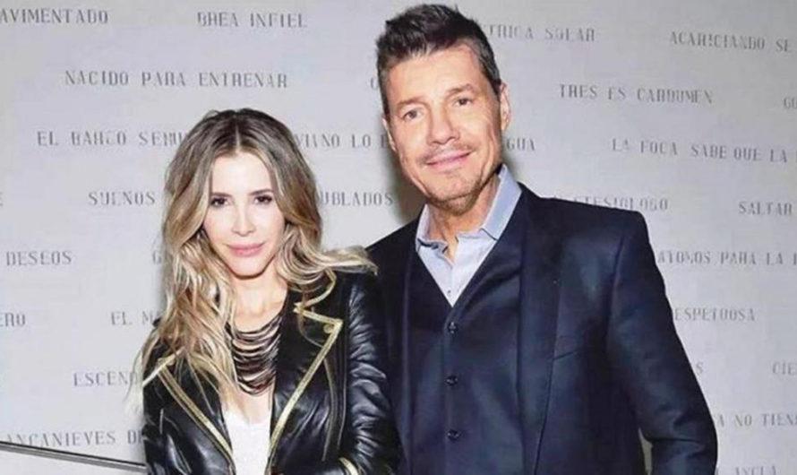 Marcelo Tinelli anunció en sus redes que se separó de Guillermina Valdés