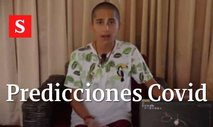 [Astrólogo precoz] El niño que predijo la pandemia de coronavirus advirtió que se avecina otra catástrofe mundial