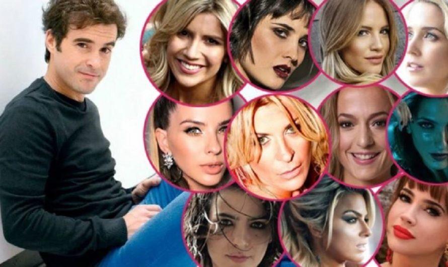 Una a una: estas son las novias más bellas y famosas con las que salió Nico Cabré ¿Con quién duró más?