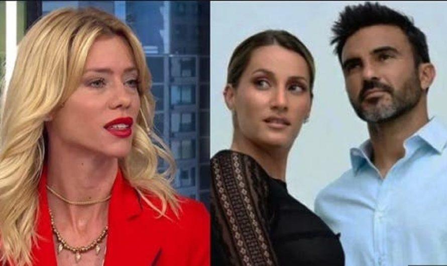 "Durísimo: Nicole Neumann dejó en claro que piensa que Fabián Cubero es un ""pollerudo"""