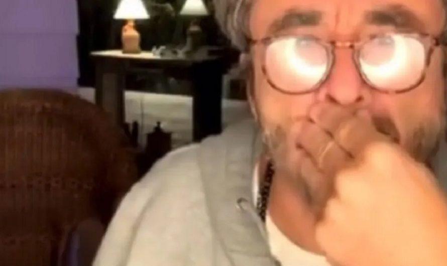 Para el espanto: la experiencia paranormal que vivió Pablo Granados durante un vivo de Instagram