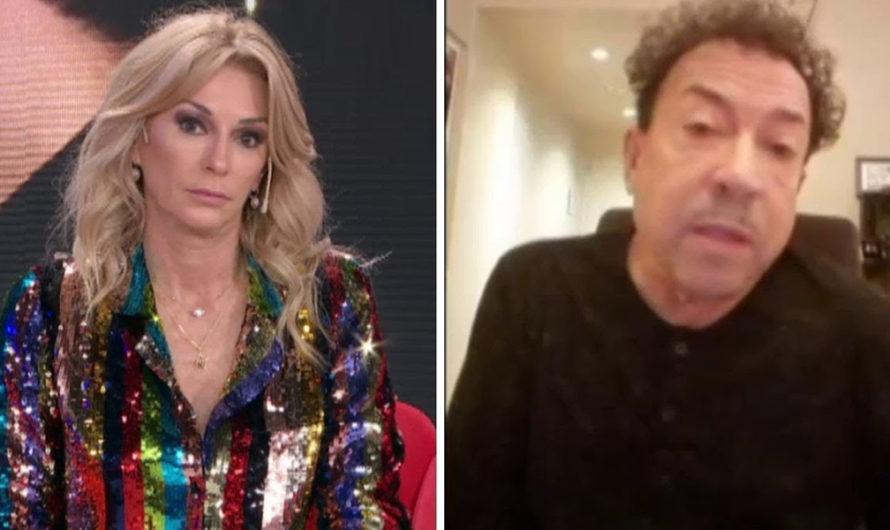 Anibal Pachano le bajó el pulgar a Yanina Latorre cómo jurado del Bailando