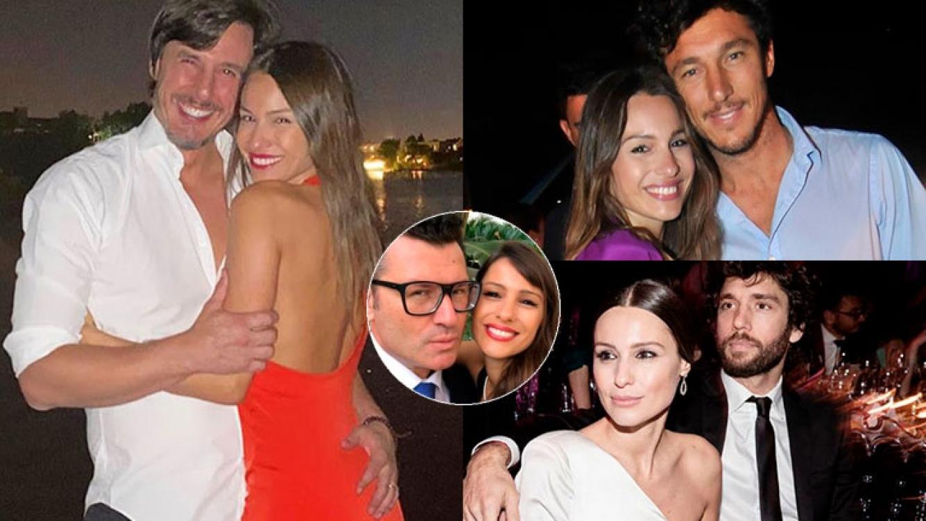 ¿Por qué Pampita terminó casándose con García Moritán y no con Pico Mónaco o Mariano Balcarce?