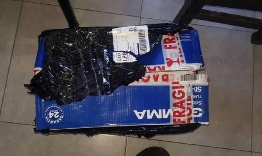 Una burla: compró una soldadora por Mercado Libre, pero le enviaron algo desagradable [FOTOS]