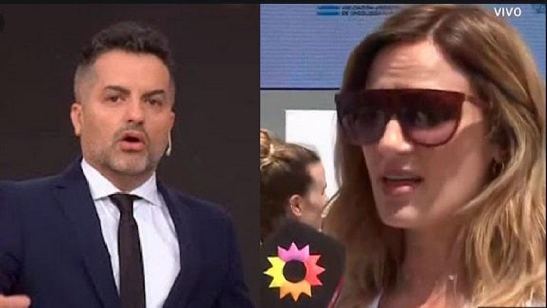 """""""Me dolió mucho"""": La dura reacción de Paula Cháves con Ángel de Brito por hablar de su embarazo"""