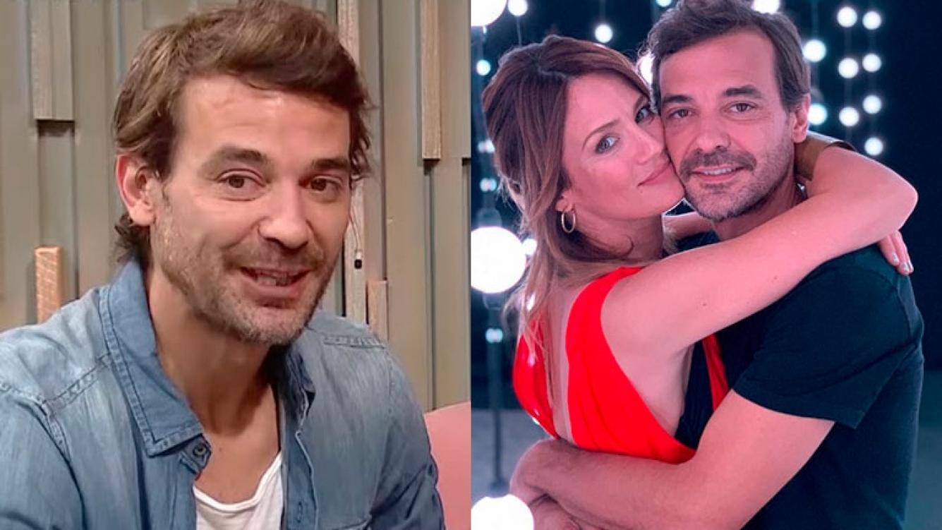 Pedro Alfonso confesó cómo se enteró del embarazo de Paula Chaves