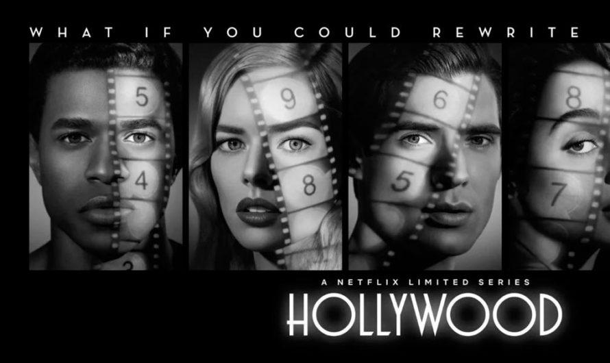 """Netflix estrena el tráiler de su serie """"Hollywood"""""""