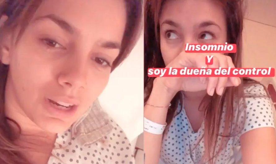 Natalie Pérez habló luego de ser operada de una hemorragia interna