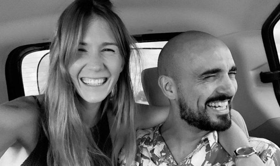 """Mora Calabrese y Abel Pintos serán papás: """"No nos cabe la felicidad en el cuerpo"""""""