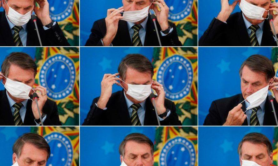 Twitter bloqueó la cuenta de Bolsonaro por pedir que se termine la cuarentena