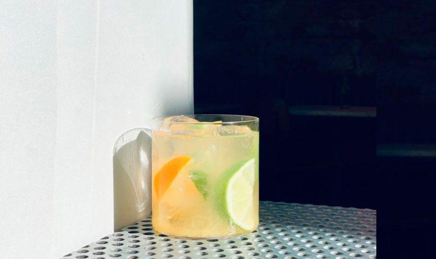 Naranja Caipirinha