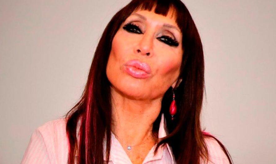 Moria Casán destrozó a un conocido periodista «¡braguetero sin huevos vas a ir a la hoguera!»