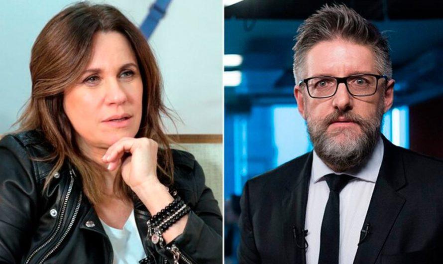 Nancy Dupláa vs la producción de Animales Sueltos y Luis Novaresio