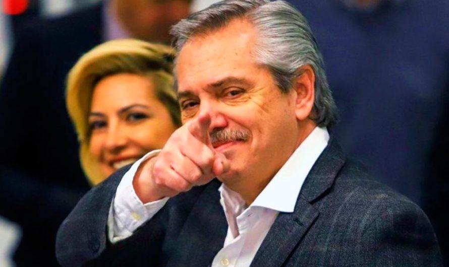Alberto Fernández comunicó un inesperado mensaje sobre el Ratón Pérez