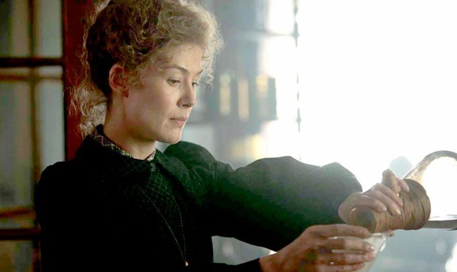 Radioactive, la película de Marie Curie