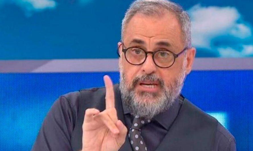 Jorge Rial le respondió en vivo a Dalma Maradona: «Cada cosa que vos publicas alimenta el circo»