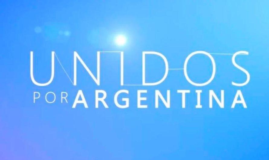 Seguí en vivo el especial solidario «Unidos por Argentina»