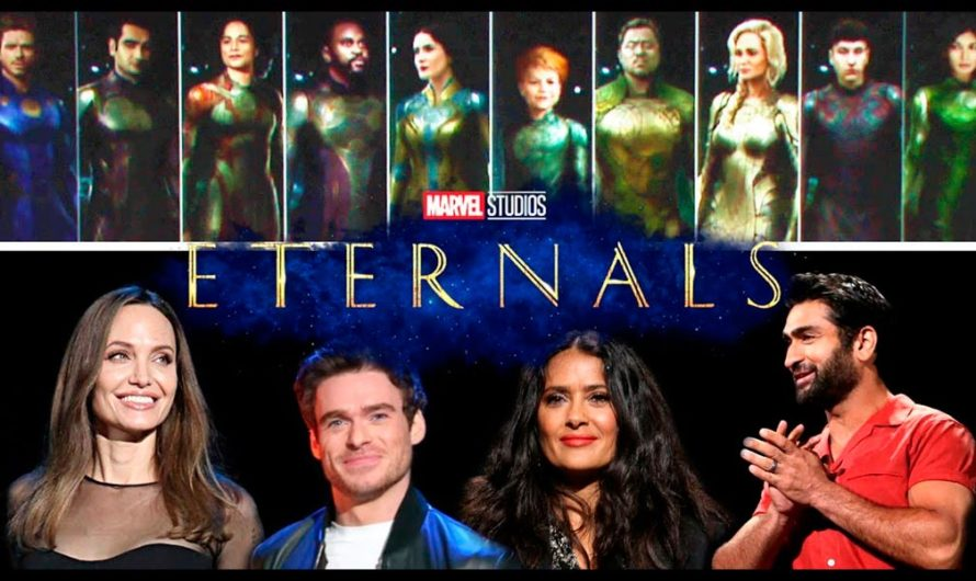 Marvel confirma al primer héroe gay del MCU con 'The Eternals'