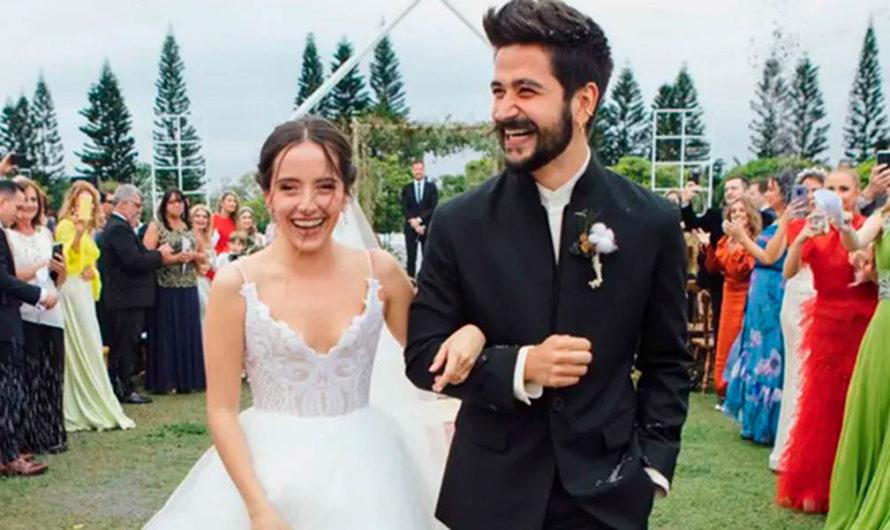 Se casó la hija de Ricardo Montaner y tiraron la casa por la ventana
