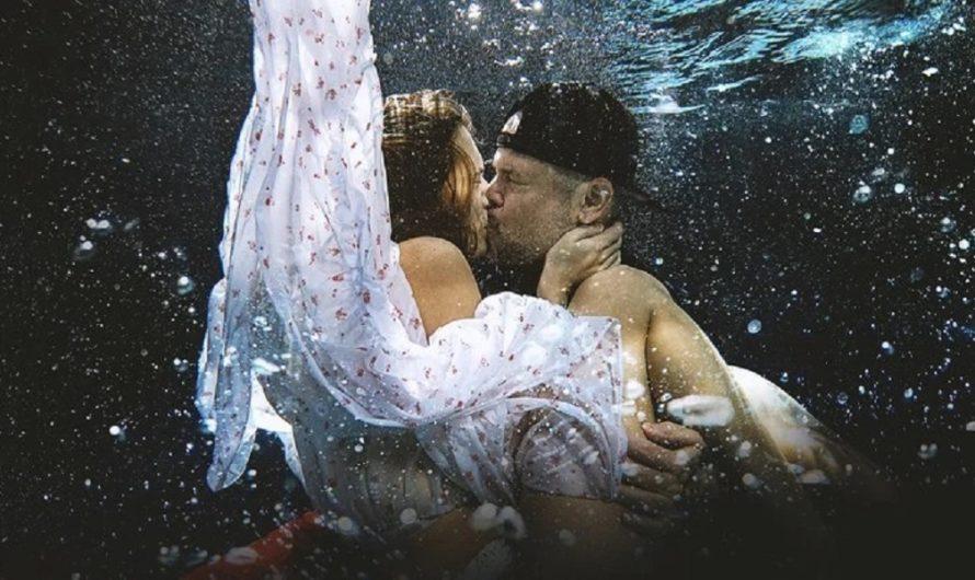 113 besos en 7 minutos: Residente estrenó su videoclip «Antes que se acabe el mundo»