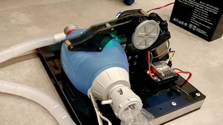 ¡Atención! Este invento israelí podría solucionar la falta de respiradores