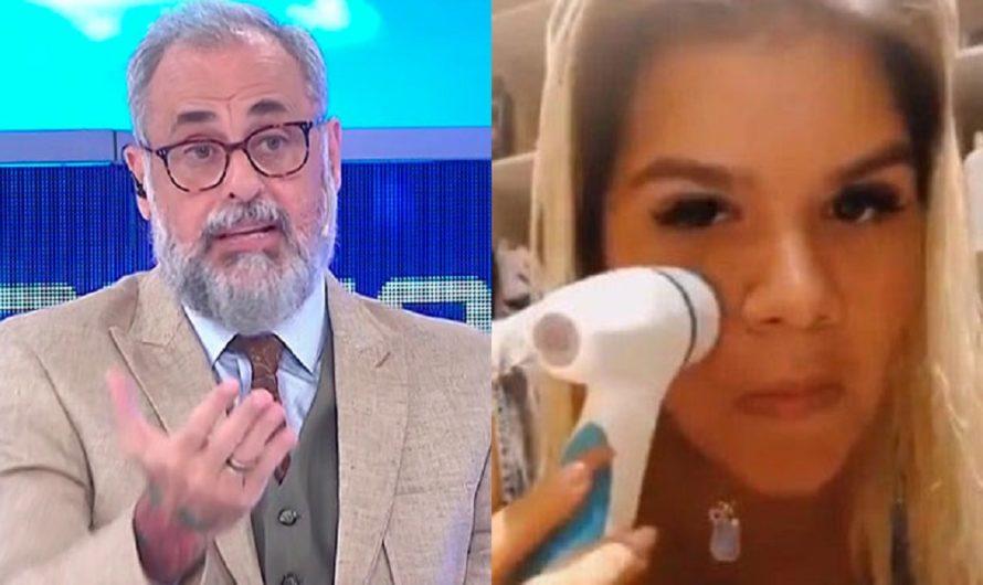 """Jorge Rial habló de la promoción de Morena de las polémicas maquinitas: """"Ella se prende en todas…"""""""