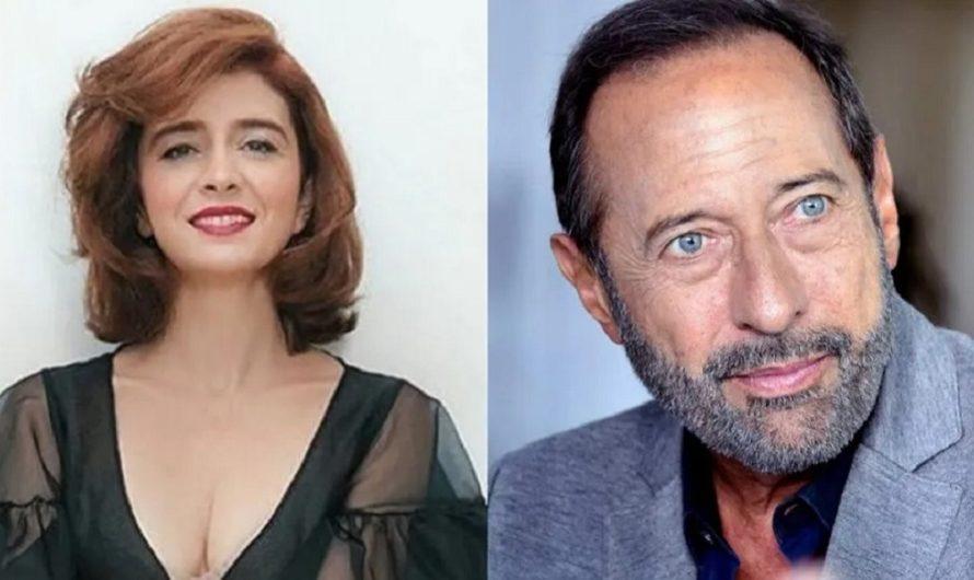 ¿Qué ocurre entre Guillermo Francella y Érica Rivas?