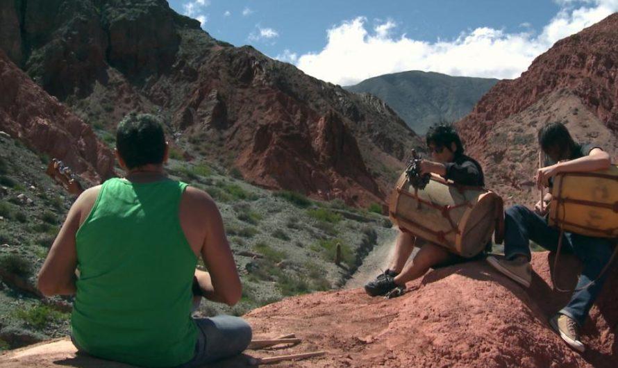 ¨Un poco más abajo del cielo¨, la película de Divididos en Tilcara