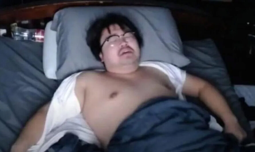 Influencer se grabó durmiendo en Twitch y ganó 16 mil dólares