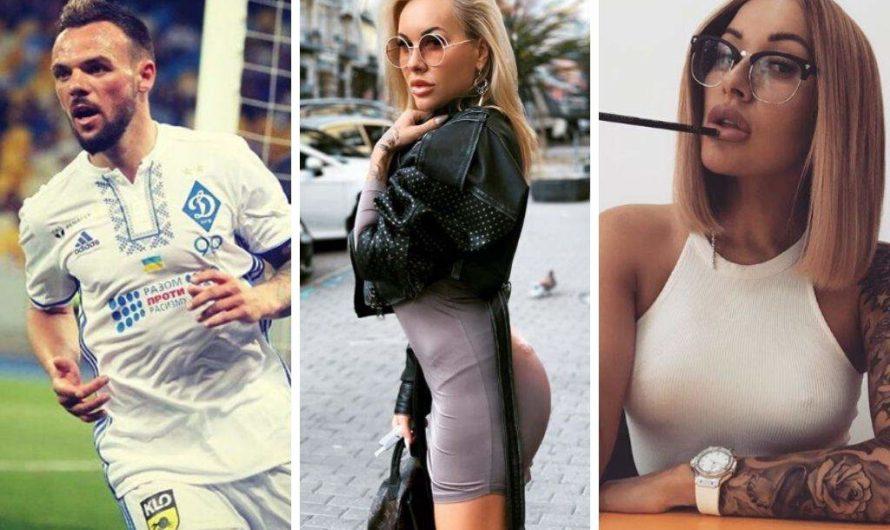La mujer del futbolista podría ir presa por un video subido de tono