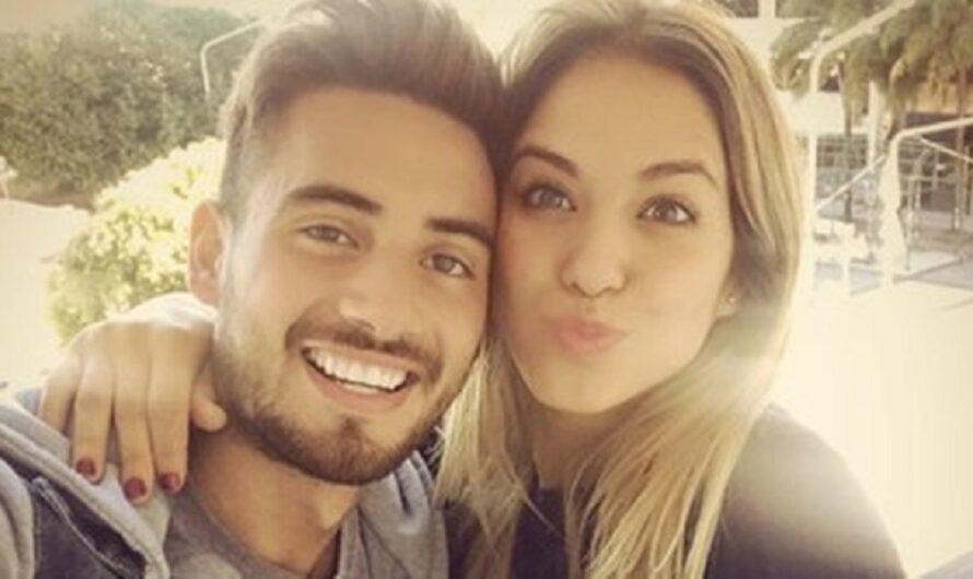 Señalan que Flor Vigna y Nico Occhiato están esperando su primer hijo