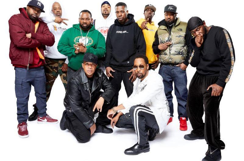 El legendario grupo de Hip hop Wu-Tang Clan se presentará en Argentina por primera vez