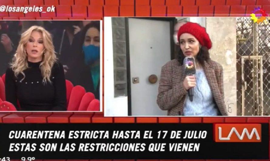 """Yanina Latorre """"aniquiló"""" a Julia Mengolini: «¿Para ser feminista hay que ser un carancho?»"""