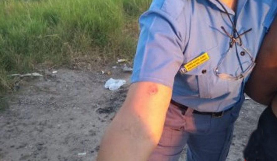 Una mujer no cumplió la cuarentena y al ser detenida mordió un policía