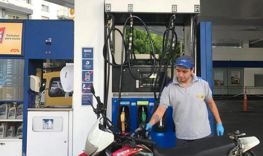 Cómo comprar nafta YPF con 15% de descuento y cargar a partir de los 30 días