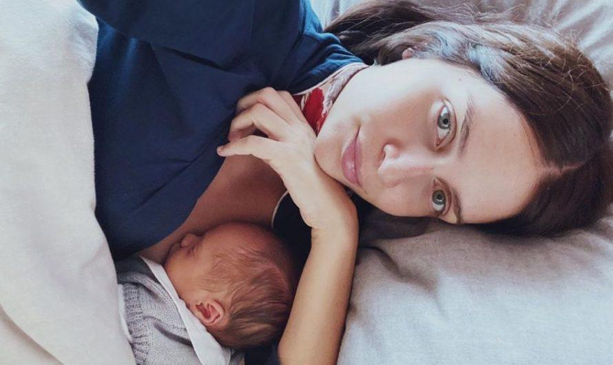 """Zaira Nara se sinceró respecto a su """"parto humanizado"""""""