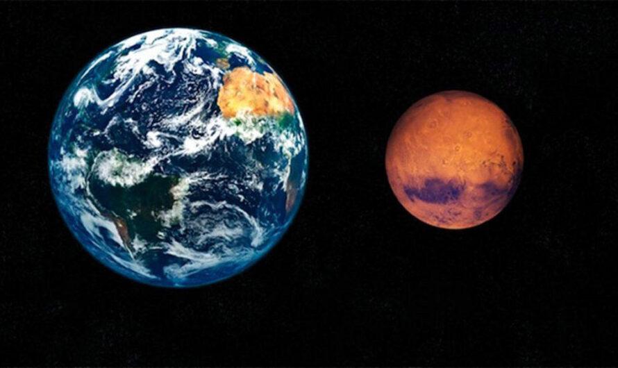 Marte estará muy cerca de la Tierra: a qué hora y cómo ver el planeta rojo en el cielo