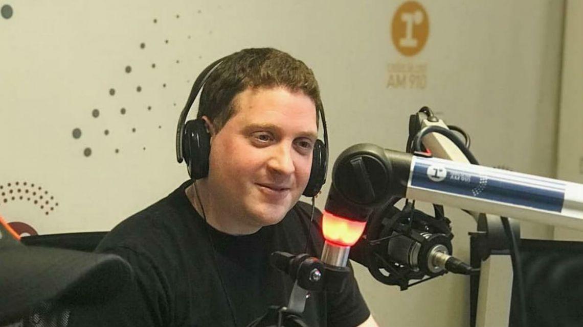 El pedido de Jonatan Viale tras la polémica en redes por su editorial