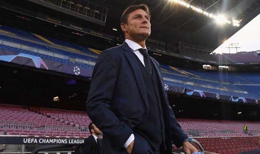 El impactante físico de Javier Zanetti que generó una ola de comentarios en las redes