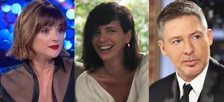 ¡Lo que faltaba! Griselda Siciliani opinó del escándalo entre Araceli González y Adrián Suar